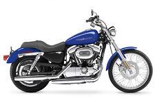 HARLEY DAVIDSON TOUCH UP PAINT 04 XL1200C/R XL883 VRSA FXSTDI FXDLI IMPACT BLUE