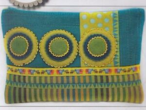 Pattern swag bag applique & embroidered bag pattern sue spargo