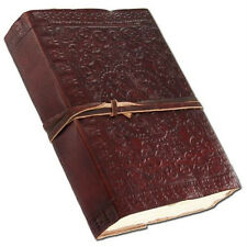 Steampunk Medieval Renaissance Leather Handmade Diary