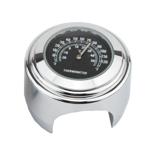 """7//8/"""" 1/"""" Glow Thermometer For Honda Shadow Spirit ACE Aero Deluxe 1100 750 600"""