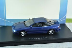 NEO-47120-FORD-Probe-II-1993-Blue-Car-1-43-Scale