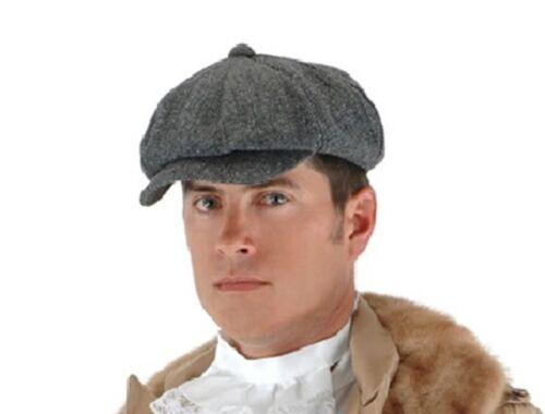 NEW UNUSED SteamPunk Cosplay Driver Herringbone Hat Cap