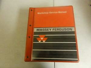 Massey-Ferguson-4200-4300-Tractor-Workshop-Repair-Service-Manual-1449494M4-2003
