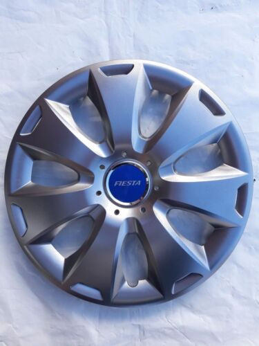 """16/"""" WHEEL TRIMS TO FIT FORD FIESTA SET OF 4 HUB CAPS BRAND NEW"""