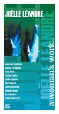 8CD JOELLE LEANDRE A woman's work FERNANDEZ KAUCIC