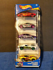 2003 Hot Wheels Gift Pack Raptor Blast Super Paquete Coffret 1:64 Toy Car Cars