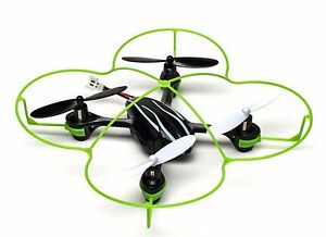 Cobra-RC-Toys-UFO-Quad-Copter-4-Channel-2-4GHz-with-Protective-Frame