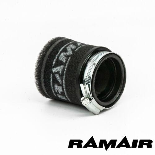 Ramair Moto-Scooter-Race Pod Filtre À Air 58 mm MR-016 Performance Mousse