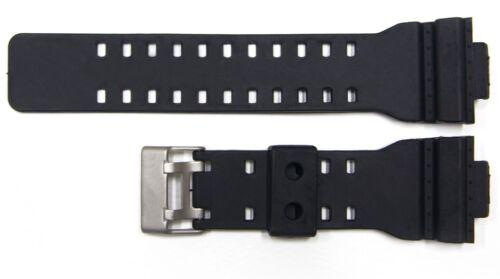 Strap For Casio GA-100 GA-300 GD-100 GA-200 GA-120 GA100B GA110 16mm LUG