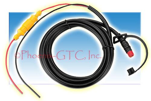 GARMIN 6/' 4-pin POWER CABLE for echo 100 101 150 151 151dv 200 201-010-11678-10