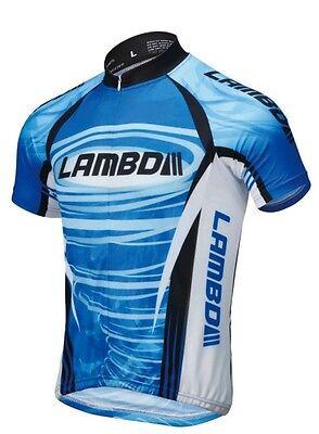 LAMBDA professional Cycling bike Clothing, Short Sleeves Jersey shirt, CM1306BSJ