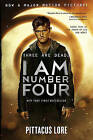 I Am Number Four by Pittacus Lore (Hardback)