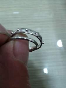 6f44646d751d8b Caricamento dell'immagine in corso 1-ANELLO-rosario-1-ferma-anello-ARGENTO- 925-
