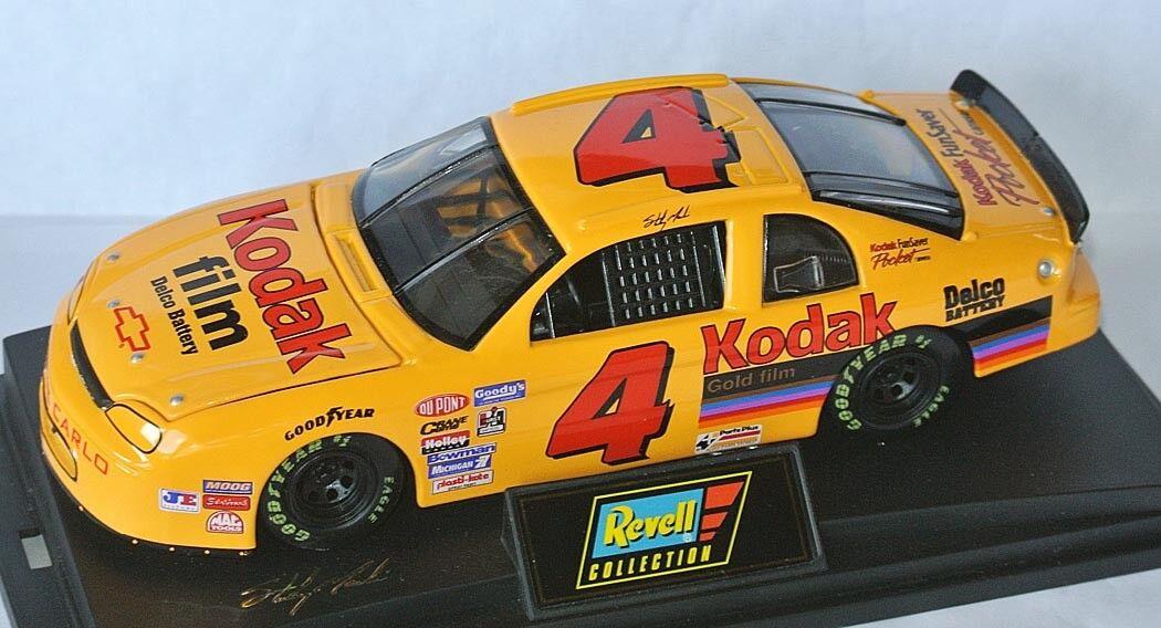 Revell -  4 CHEVY NASCAR 1996  KODAK or Film  - STERLING MARLIN - 1 24 Lim.