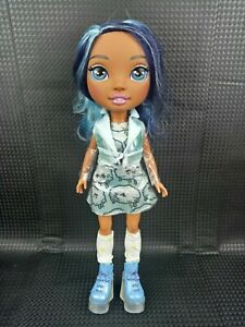 Poopsie-Rainbow-Surprise-Doll-Fashion-Brushable-Hair-Dolls-Blue-Hair