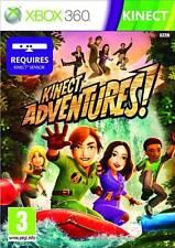 Avventure Kinect per Xbox 360-MOLTO BUONO - 1st Class consegna
