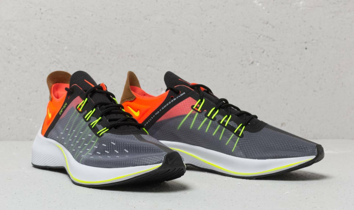 Nike EXP-X14 UNISEX GS Youth Trainers UK 5.5 EUR 38.5  CMS 24
