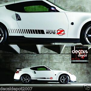 Decal-Vinyl-Fits-NISSAN-350Z-370Z-300ZX-240Z-or-Any-Z-Series-2003-and-UP
