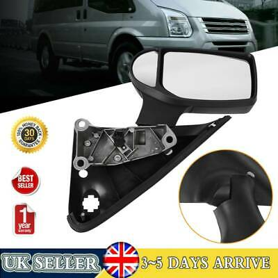 *Ford Transit MK6 MK7 Complete Wing Door Mirror Electric N//S Passenger TRA401
