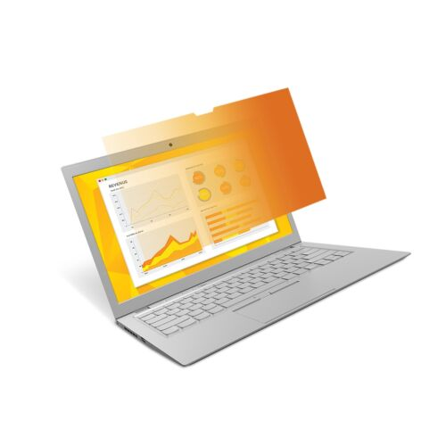 """Free Shipping GF140W9B 3M Gold Privacy Filter for 14/"""" Widescreen Laptop"""