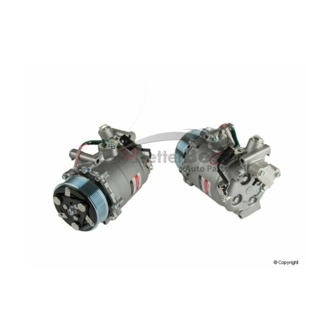 New DENSO A/C Compressor 4717056 Acura Honda ILX RDX CR-V