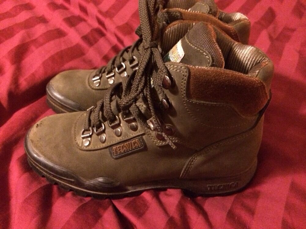 02247ac1adc1 Women s Tecnica Size Hiking Boots Loden US Cascata US Size 5.5 5.5 ...
