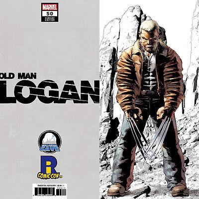 Marvel OLD MAN LOGAN #19 Duarte Venomized Variant NM//M