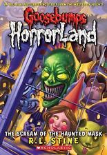 Goosebumps HorrorLand #4: The Scream of the Haunted Mask by R.L. Stine, Good Boo