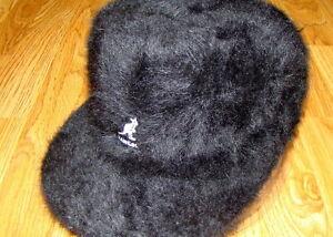 Image is loading Kangol-Headwear-Furgora-Links-Baseball-Cap-Color-Black 1ae6ca33731b