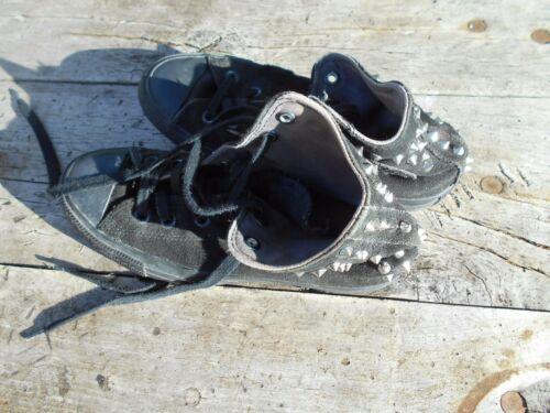 T Converse Read Pelle Nero 12 Pics 38 molto A Imm Ach Gothic scamosciata Acciaio rara w5wA6Xq
