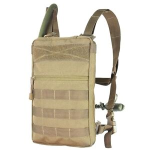 Pocket Hydration Condor Version Compact For Plate Carrier Tan