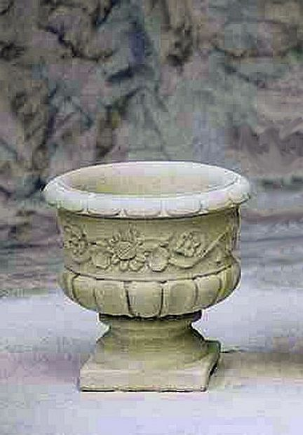 promozioni di sconto Pflanzschale rosa, ANFORA, VASO, porta vaso, vaso, vaso, vaso, pietra, H 40  all'ingrosso economico e di alta qualità