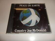 CD  Country Joe Mcdonald - Peace on Earth