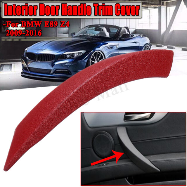 For BMW E89 Z4 Right Passenger Inner Front Door Panel Handle Pull Trim  LF