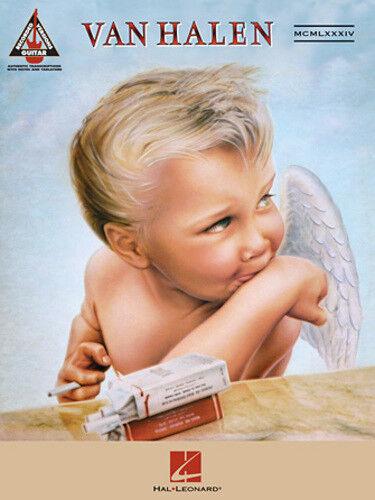 TABLATURE VAN HALEN GUITAR TAB ***BRAND NEW*** SONGBOOK VAN HALEN 1984