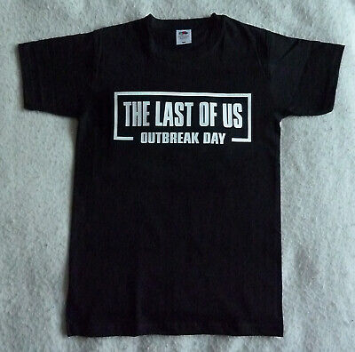 THE LAST OF US OUTBREAK DAY T-SHIRT
