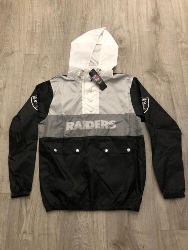Oakland Raiders NFL Mens Jacket XS BNWT