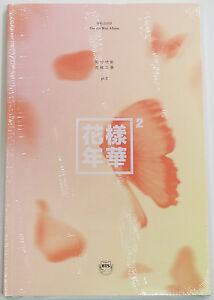 BTS-In-The-Mood-For-Love-PT-2-PEACH-ver-CD-Photocard-Free-Gift
