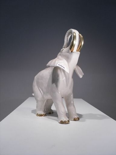 +# A002248 Goebel Archiv Muster Elefant Elephant, Rüssel Auf Kopf Cw327 Plombe Halten Sie Die Ganze Zeit Fit