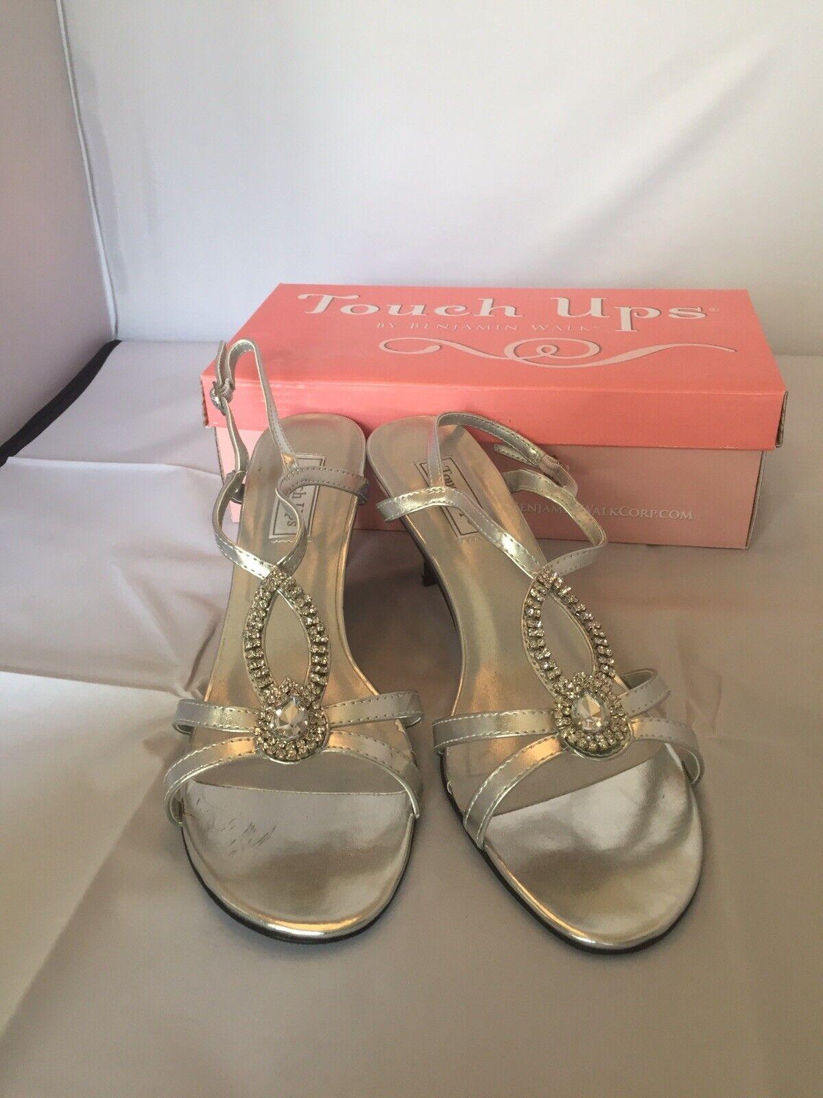 Mindy Touch Ups Silver Silver Silver 12m 70f26e