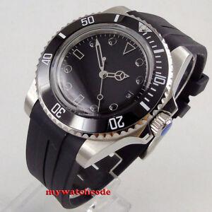 40mm-BLIGER-black-dial-rubber-strap-date-Ceramic-Bezel-automatic-mens-watch-171