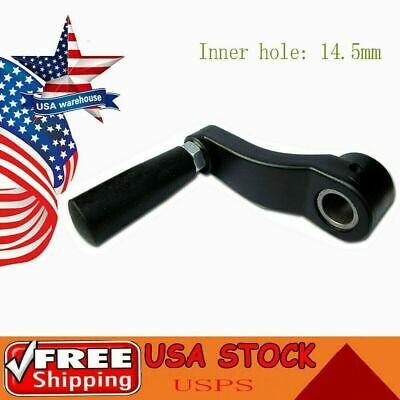 Drill Press Table Crank Handle Raise Lower 14.5mm Hole West Lake Bench ZQ4113