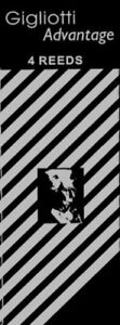 Gigliotti-Advantage-2-Baritone-Saxophone-Reeds-Box-of-4-Reeds-BRAND-NEW