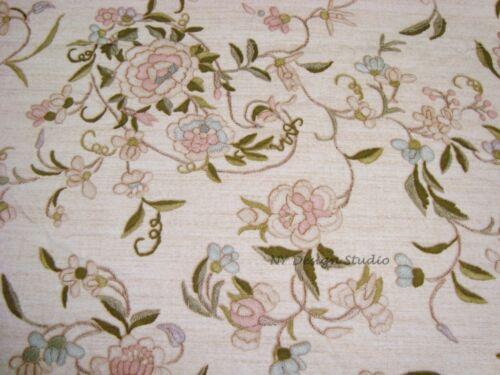 Pillow Sham mw New Ralph Lauren Romantic traveller ivory pink green pick size