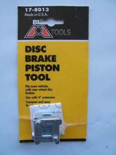 MADE IN USA Big A 17-8013 Disc Brake Caliper Piston Tool