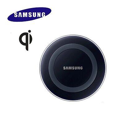 Genuine Wireless Qi Charging Pad EP-PG920I For Samsung Galaxy S6 & S6 Edge Black