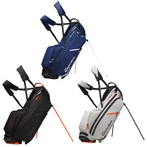 Details About 2019 Taylormade Flextech Crossover Stand Bag Strap Full Length 14 Way Divider