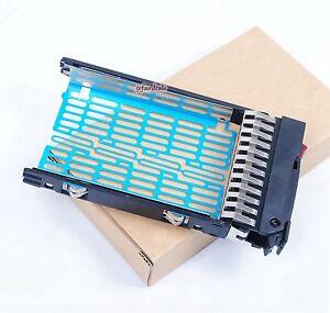 2-5-034-SATA-SAS-HDD-Hard-Drive-Tray-Caddy-Bracket-For-HP-Proliant-G5-G7-w-screws
