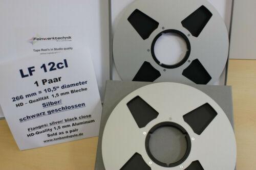 f LF12clHD 2erPack Revox Studer Teac Art-Nr Tonbandspule// Tape Reel NAB