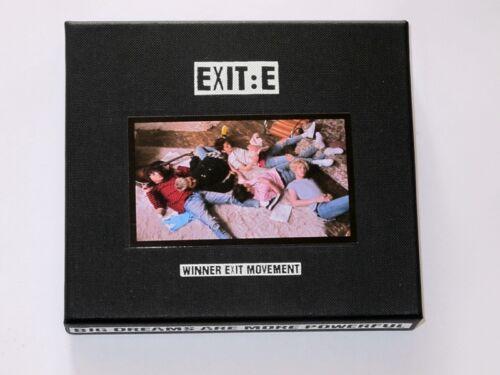 YG Winner autographed 2016 mini1st album  EXIT:E CD new korean A version